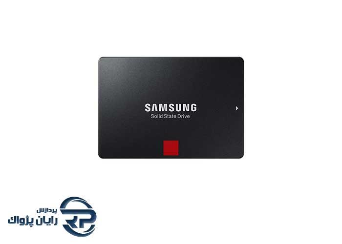 اس اس دی سامسونگ Pro860 ظرفیت 512GB
