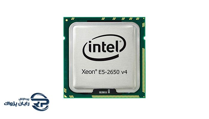 سی پی یو سرور اینتل مدل Xeon E5-2650v4