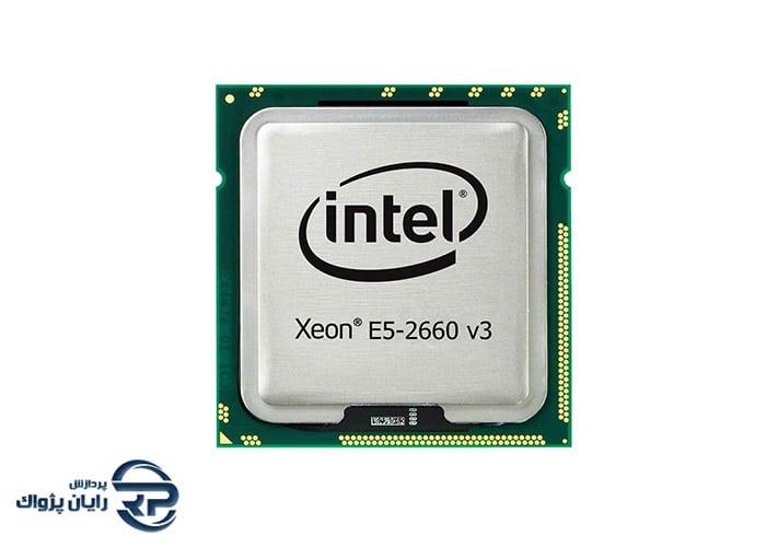 سی پی یو سرور اینتل مدل Xeon E5-2660v3