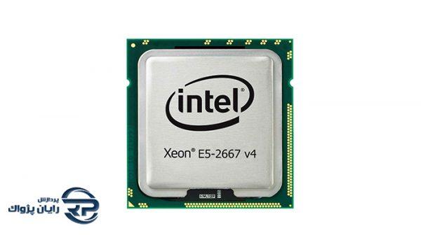 سی پی یو سرور اینتل مدل Xeon E5-2667v4