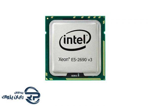 سی پی یو سرور اینتل مدل Xeon E5-2690v3