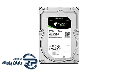 هارد سیگیت مدل Exos ظرفیت6ترابایت ST6000NM0115