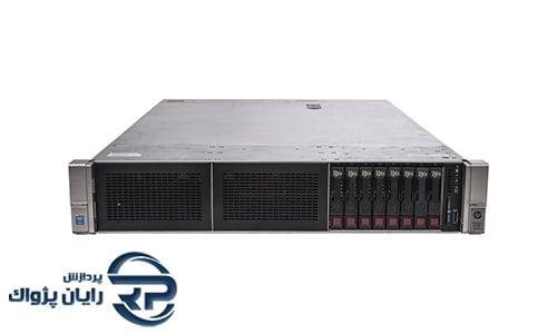 سرور اچ پی دی ال 380 جی 9 HPE ProLiant Server DL380 G9 SFF