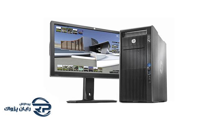 سرور اچ پی HP WorkStaion Z820
