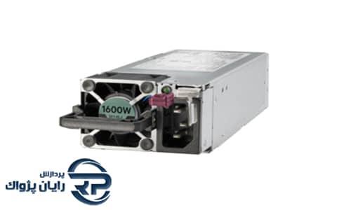 منبع تغذیه اچ پی ای مدل 1600W Flex Slot Platinum Hot Plug Low Halogen