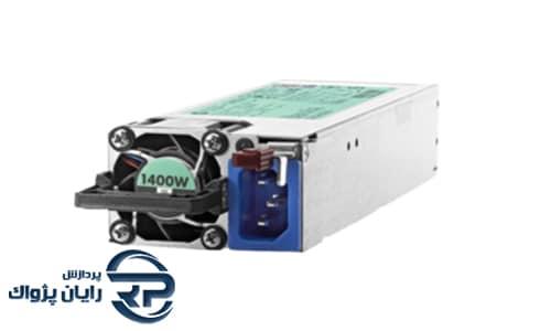 منبع تغذیه اچ پی ای مدل 1400W Flex Slot Platinum Hot Plug