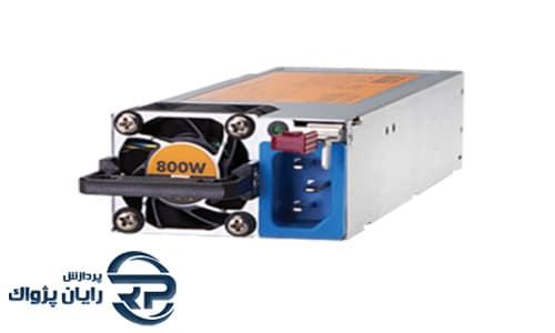 منبع تغذیه اچ پی ای مدل 800W Flex Slot Platinum Hot Plug