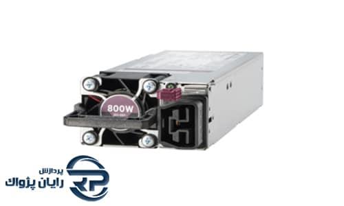 منبع تغذیه اچ پی ای مدل 800W Flex Slot Platinum Hot Plug Low Halogen