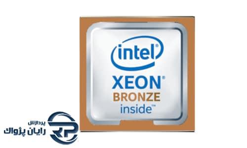 سی پی یو سرور اینتل مدل Xeon-Bronze 3104