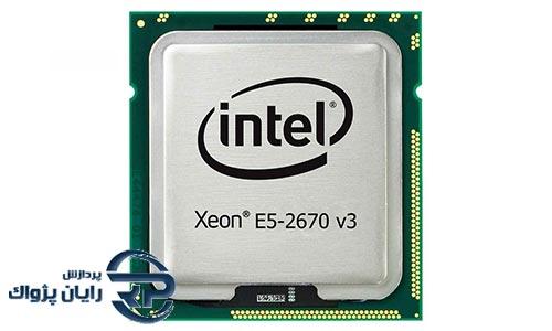 سی پی یو سرور اینتل مدل Xeon E5-2670v3