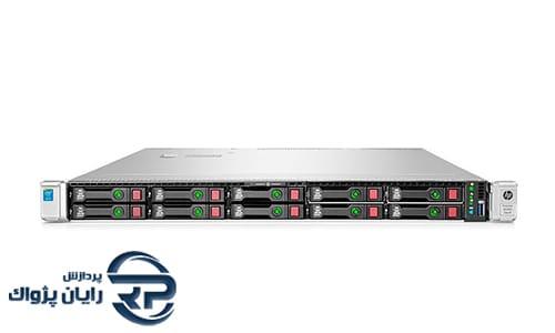 سرور اچ پی دی ال 360 جی 9 HPE ProLiant Server DL360 G9 SFF
