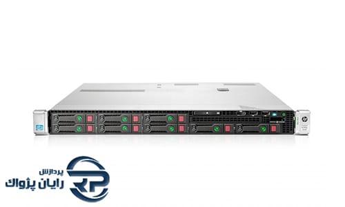 سرور اچ پی دی ال 360 جی 8 HPE ProLiant Server DL360 G8 SFF
