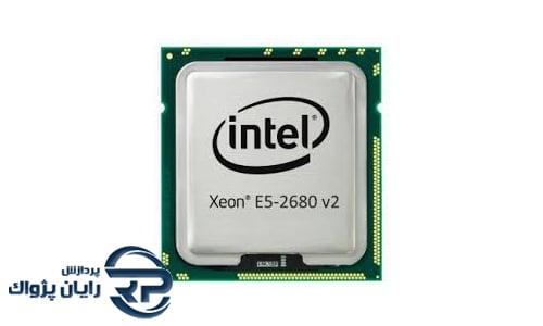سی پی یو سرور اینتل مدل Xeon E5-2680v2