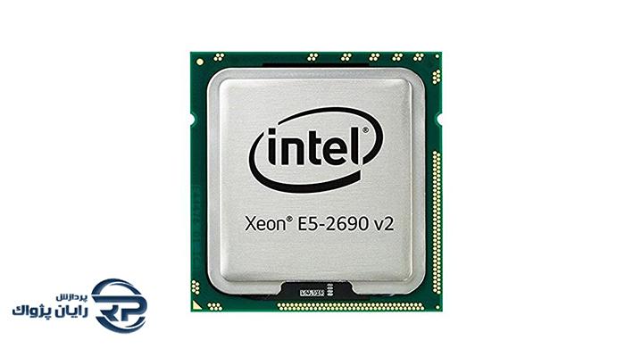 سی پی یو سرور اینتل مدل Xeon E5-2690v2
