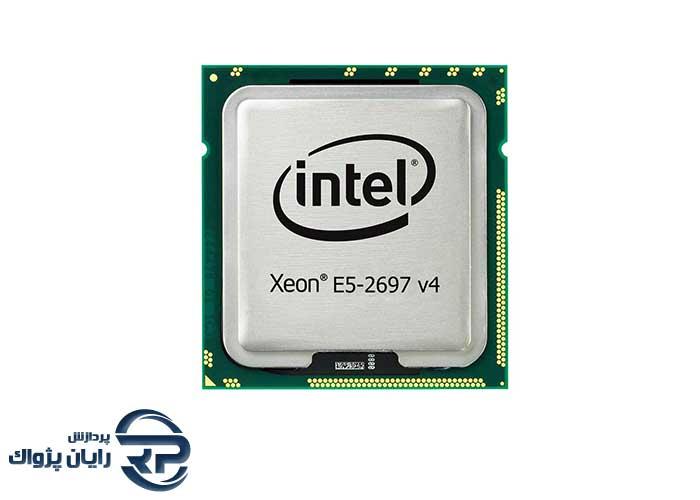 سی پی یو سرور اینتل مدلXeon E52697v4