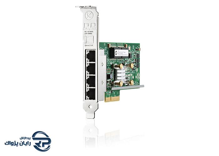 کارتشبکه سرور اچ پی 1Gb 4-port 331T NIC