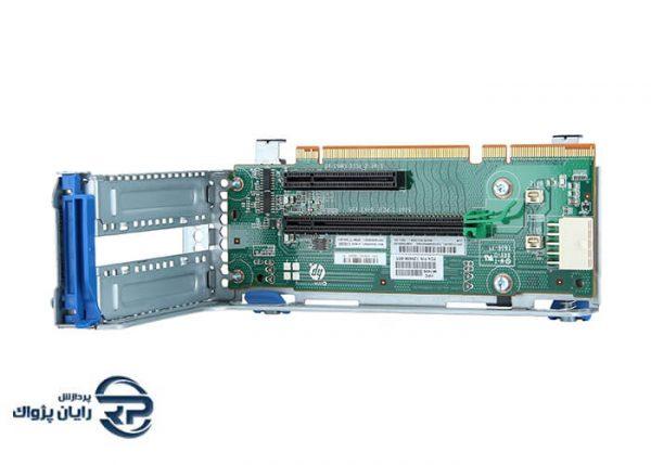 کارت رایزر سرور اچ پی HPE DL380 Gen9 Primary 2 Slot GPU Ready Riser Kit با پارت نامبر 719076-B21