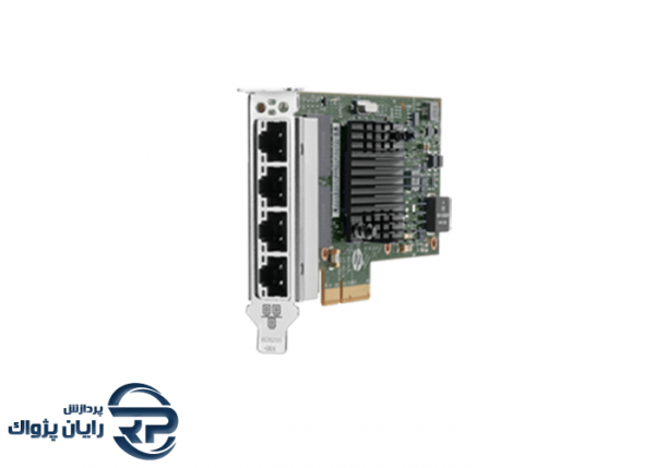 کارت شبکه سرور اچ پی 1Gb 4-port 366T NIC