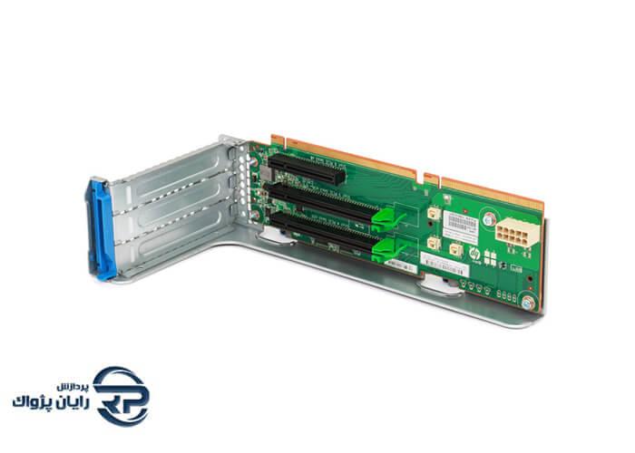 رایزر کارت DL380 Gen9 Secondary 3 Slot GPU Ready