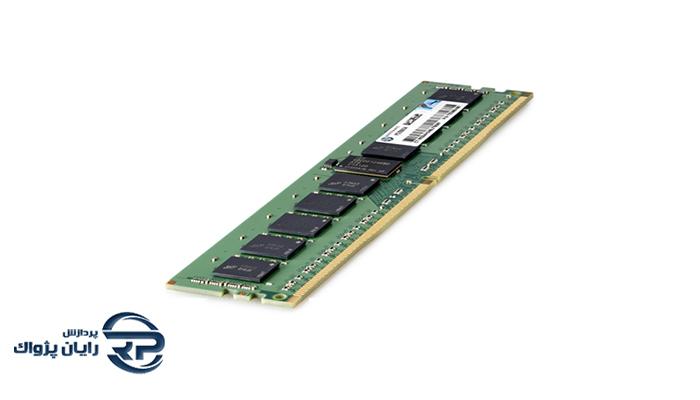 رم سرور اچ پی HP 16GB Dual Rank x4 PC3L-10600 با پارت نامبر 627812-B21