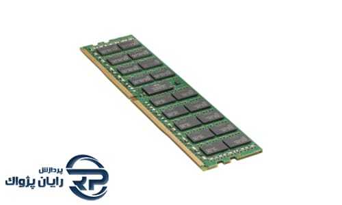 رم سرور اچ پی HP/HPE 8GB Single Rank x8 DDR4-2400 با پارت نامبر 805347-B21