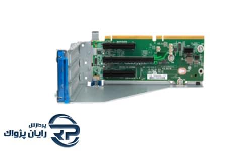 کارت رایزر سرور اچ پی HPE DL Gen10 x8/x16/x8 Riser Kit با پارت نامبر 870548-B21