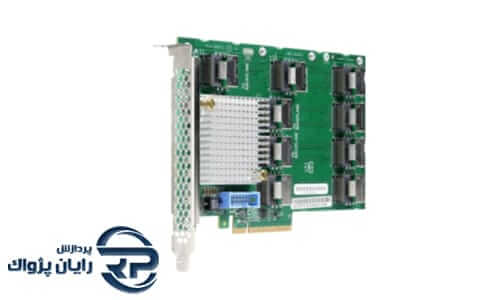 اکسپندر کارت اچ پی HPE DL380 Gen9 12Gb SAS Expander card with cables با پارت نامبر 727250-B21