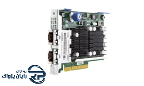 کارتشبکه سرور اچ پی ای مدلFlexFabric 10Gb 2 port 534FLR SFP