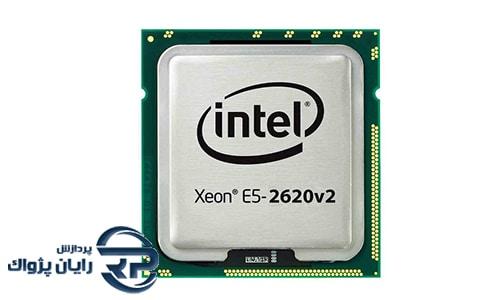 سی پی یو سرور اینتل مدل Xeon E5-2620v2
