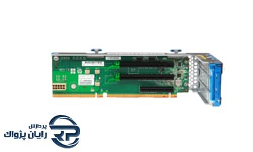 رایزر کارت اچ پی ای مدل DL380 Gen9 Primary 2 Slot GPU Ready