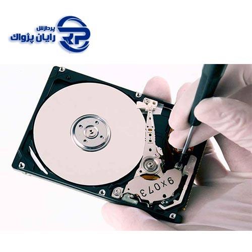 آشنایی با هارد دیسک ها