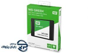 اس اس دی وسترن دیجیتال مدل Green ظرفیت 480GB