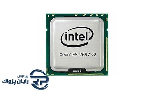 سی پی یو سرور اینتل مدلXeon E52697 v2