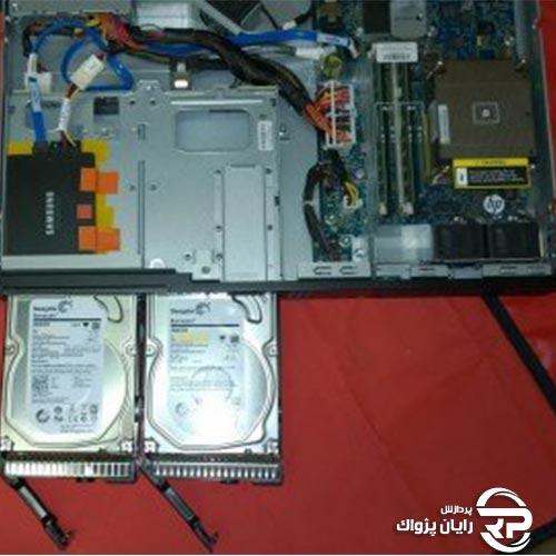 معرفی سرور ProLiant DL320e Gen8 v2