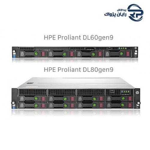 معرفی سرور مقرون به صرفه HPE ProLiant DL80 G9