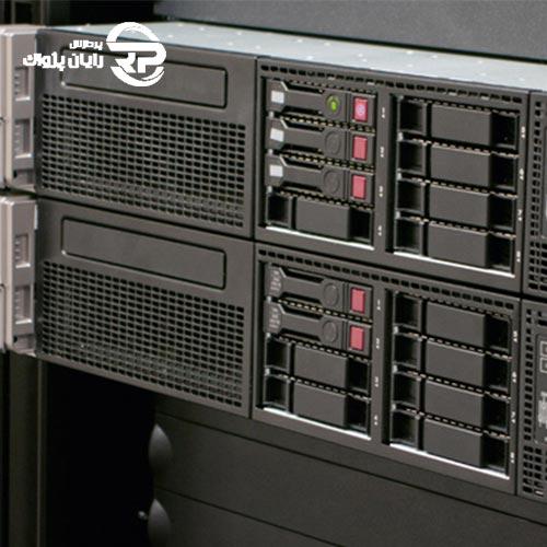 سرور اچ پی مدل DL380 G8
