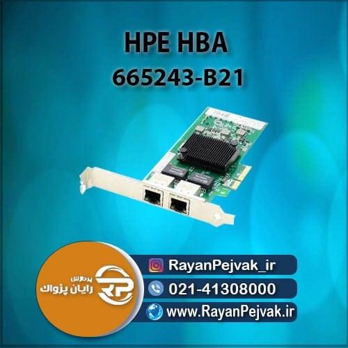 کارت شبکه HPE Ethernet 10Gb 2-Port 560FLR-SFP