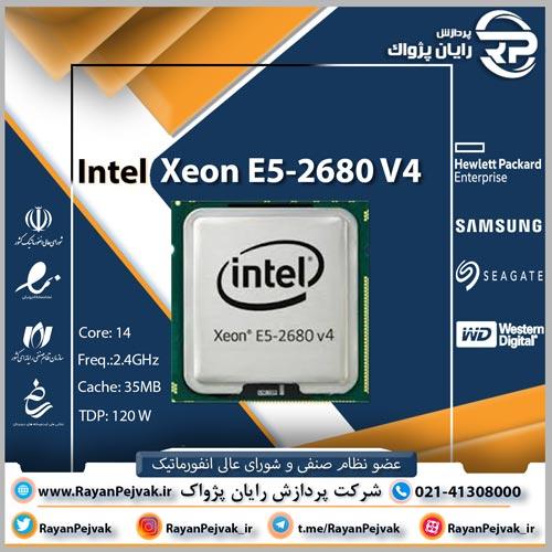 پردازنده اینتل مدل Intel Xeon E5-2680v4