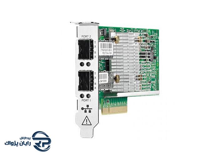 کارتشبکه سرور اچ پی 10Gb 2port 530 SFP