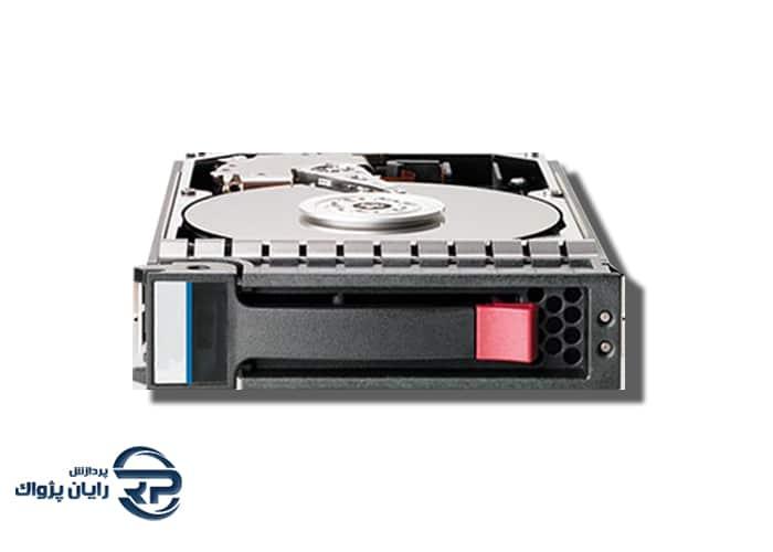 هارد سرور اچ پی HP 300GB 6G SAS 15K LFF DP ENT HDD با پارت نامبر 516814-B21