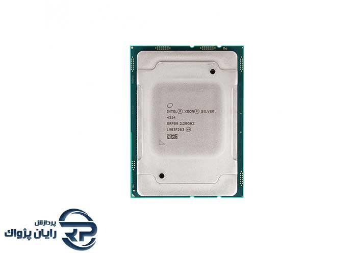 پردازنده اینتل مدل Xeon Silver 4214