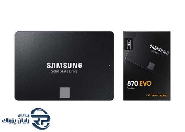 اس اس دی سامسونگ EVO 870 ظرفیت 1TB