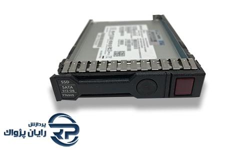 اس اس دی سرور اچ پی HPE 480GB 6G SATA RI LFF LPC DS SSD با پارت نامبر P04499-B21