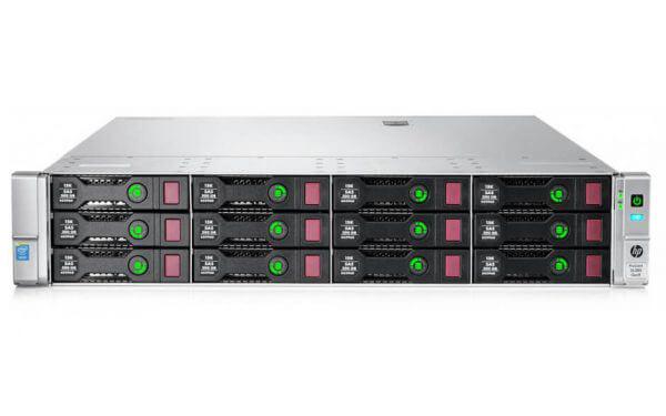 فروش ویژه سرور اچ پی DL380 G9 12LFF