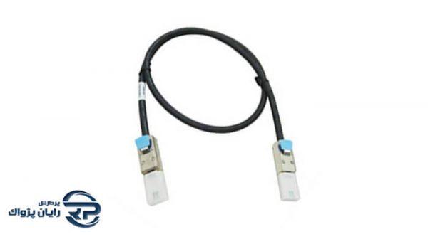 کابل سرور اچ پی HP EXTERNAL MINI SAS SFF CABLE 1M با پارت نامبر 408766-001