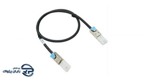 کابل سرور اچ پی HP EXTERNAL MINI SAS SFF CABLE 2M با پارت نامبر 408767-001