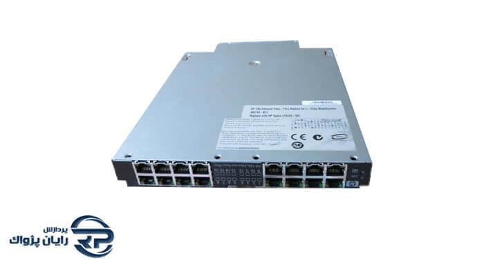 سوئیچ HPE 1Gb Ethernet Pass-Thru Module با پارت نامبر 419329-001
