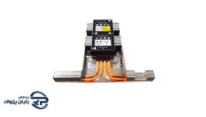 هیت سینک اچ پی HPE Heatsink 1U high performance For DL360 G10 Server با پارت نامبر 872453-001